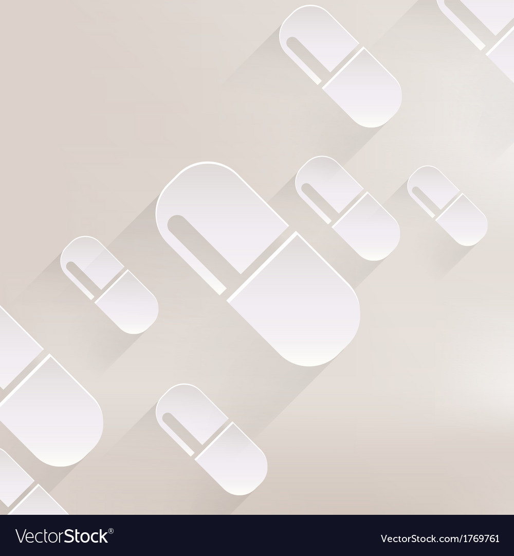Medical pills icon vector | Price: 1 Credit (USD $1)