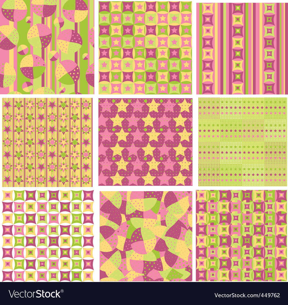 Bright patterns vector | Price: 1 Credit (USD $1)