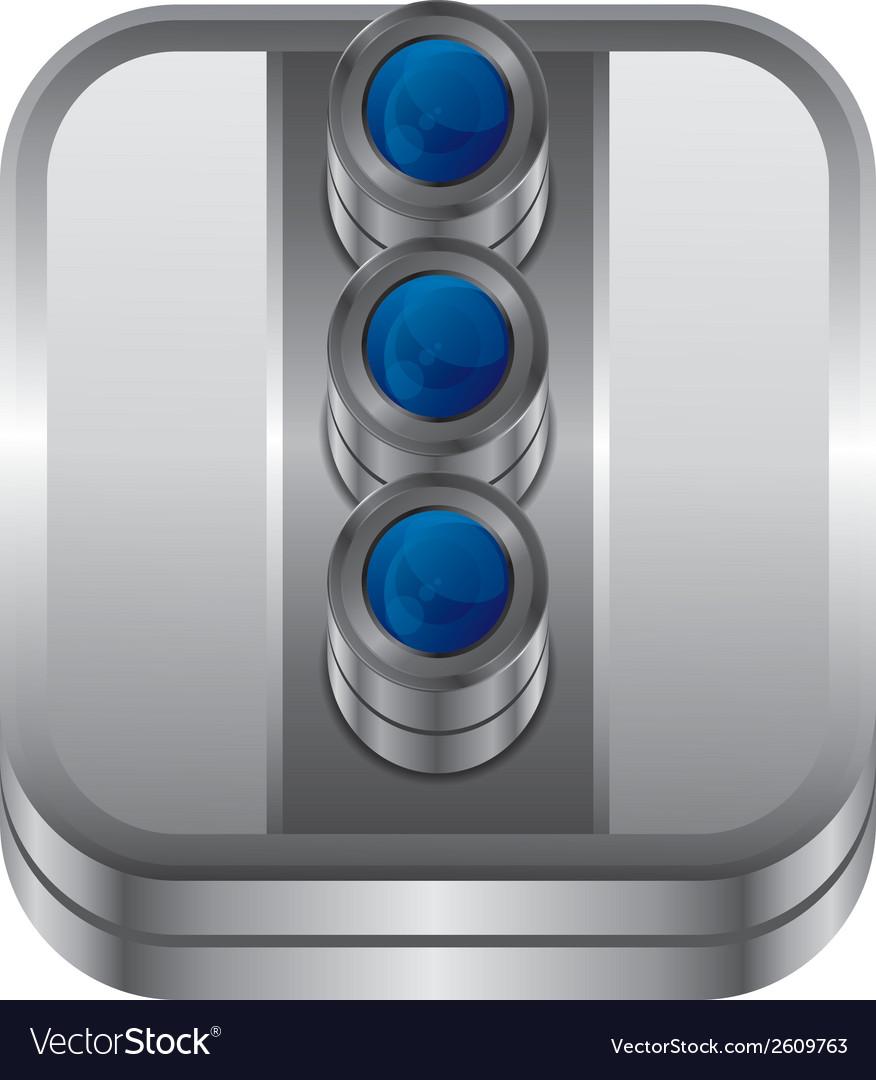 Webcam design vector | Price: 1 Credit (USD $1)