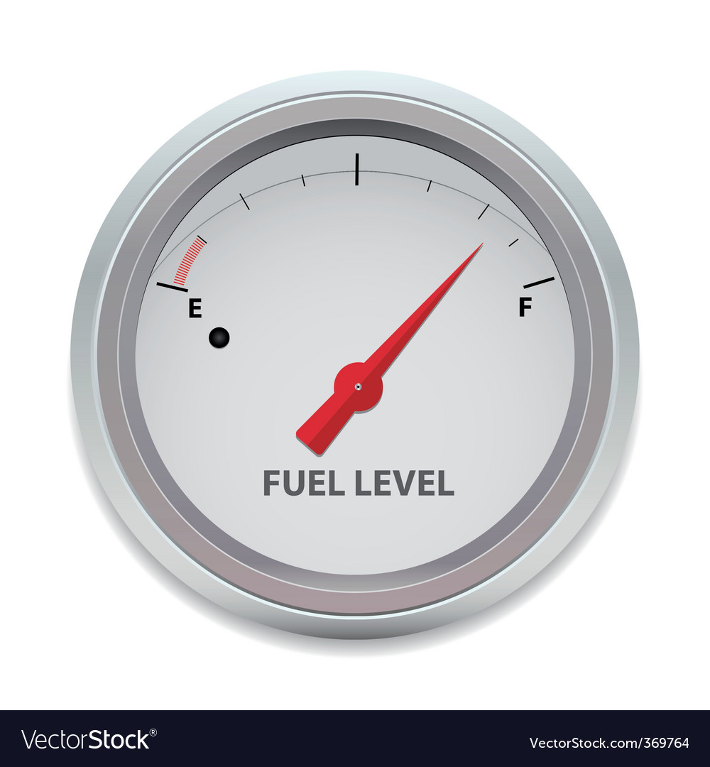 fuel level vector | Price: 1 Credit (USD $1)