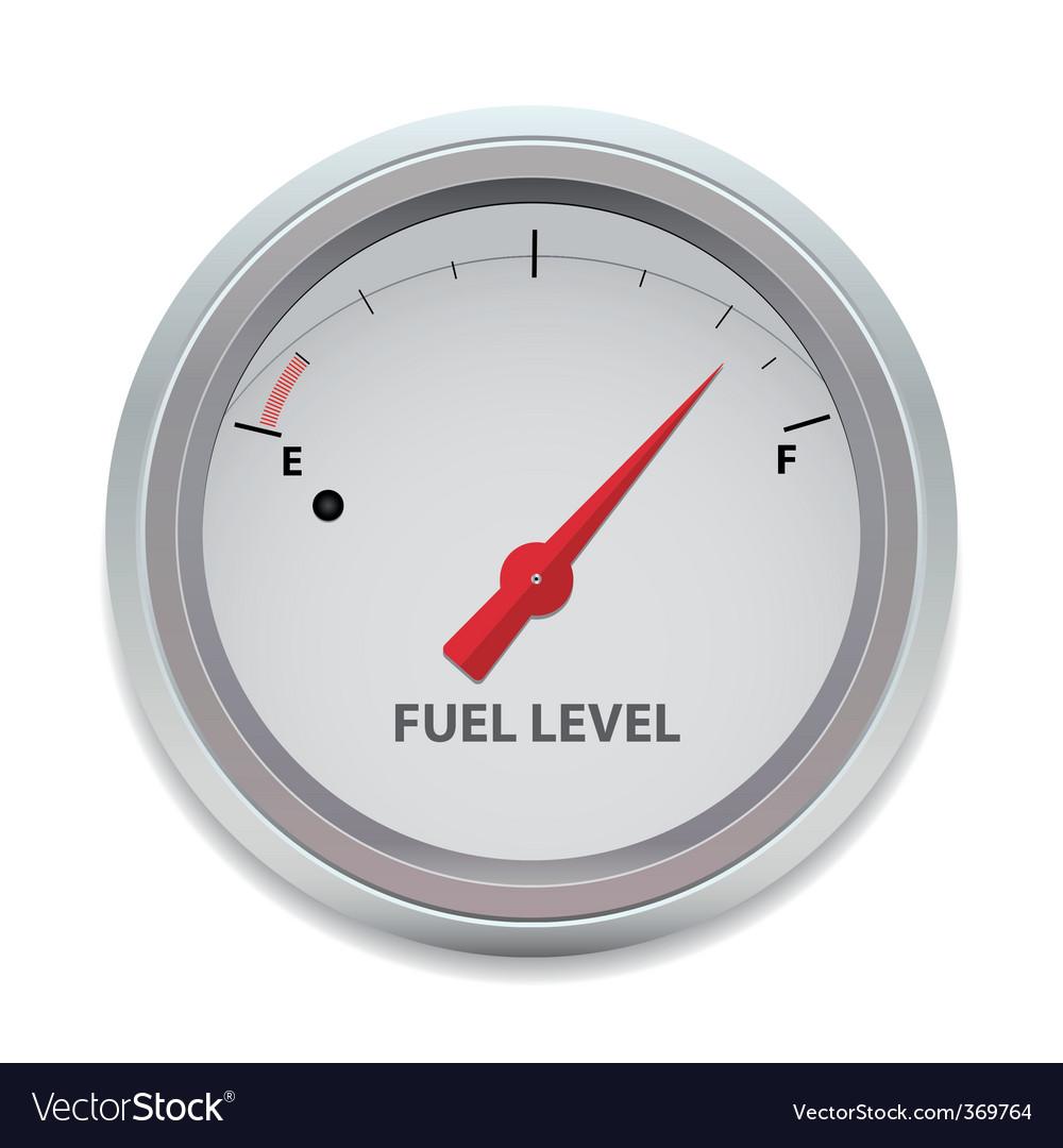 fuel level vector | Price: 1 Credit (USD $1)