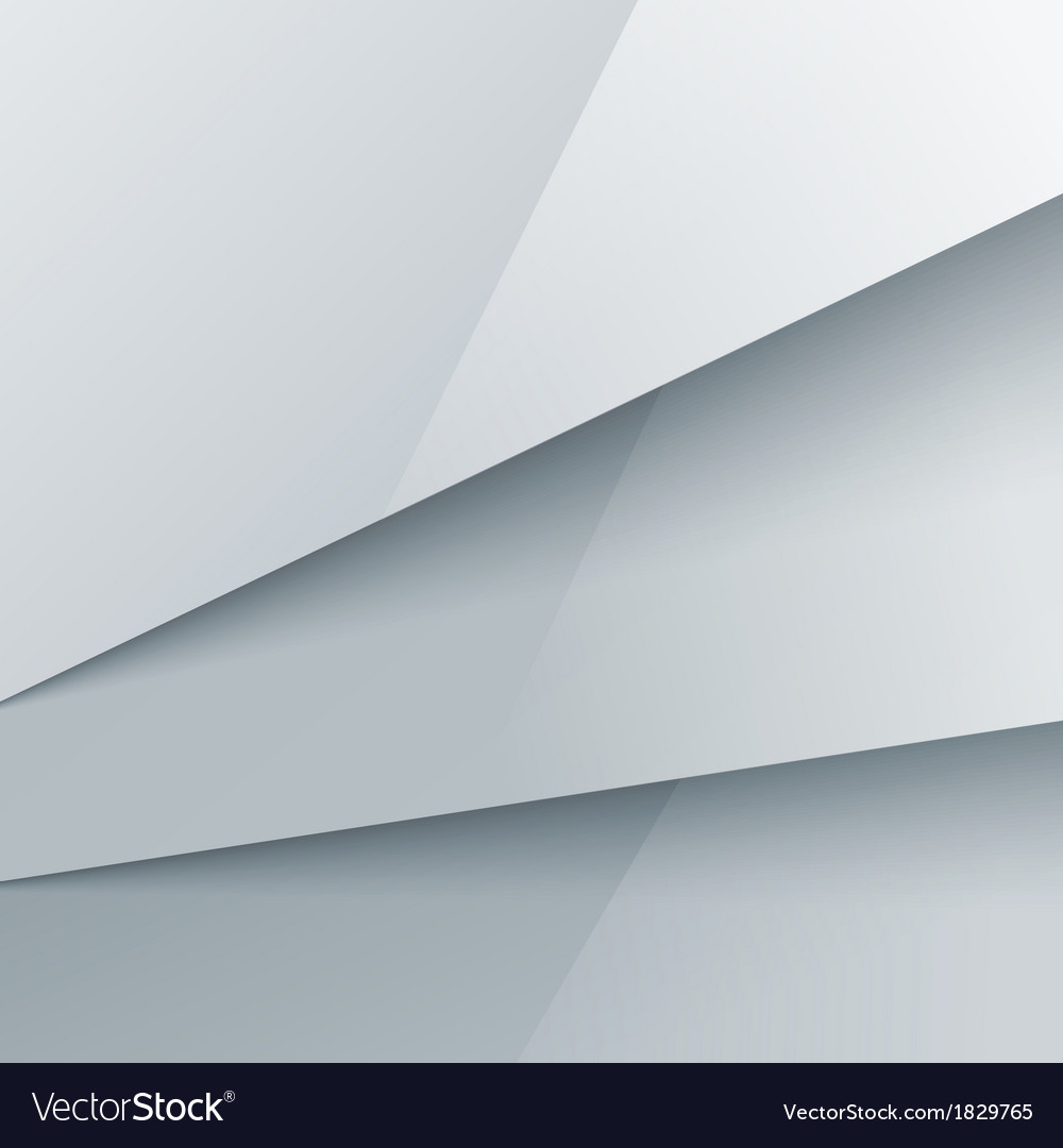 Abstract background with gray metal layers vector | Price: 1 Credit (USD $1)