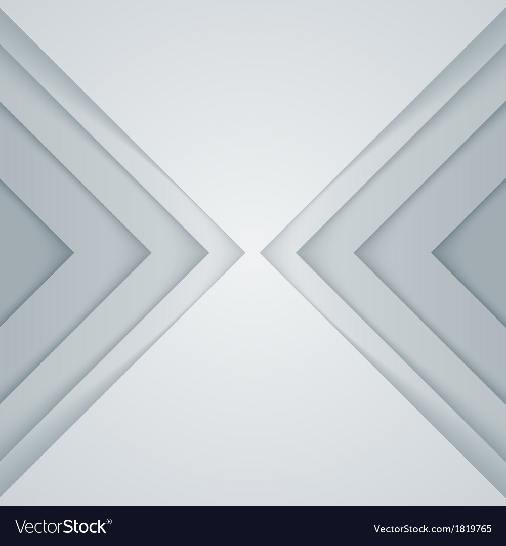 Abstract gray and white triangle shapes background vector   Price: 1 Credit (USD $1)
