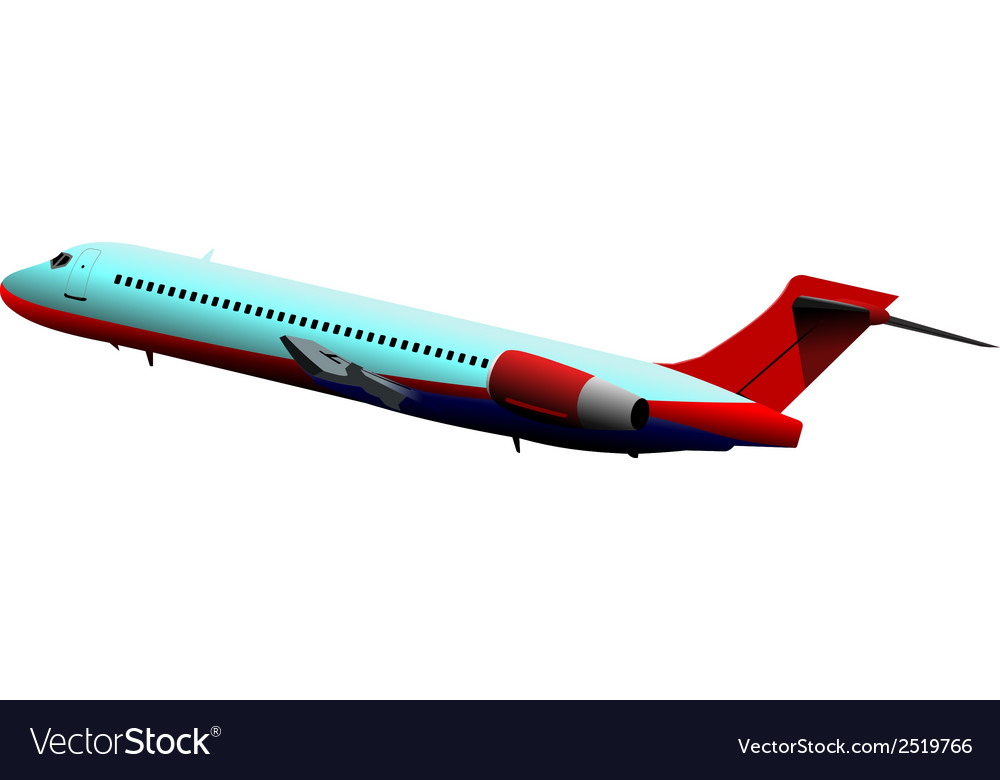 Al 0327 plane 02 vector | Price: 1 Credit (USD $1)