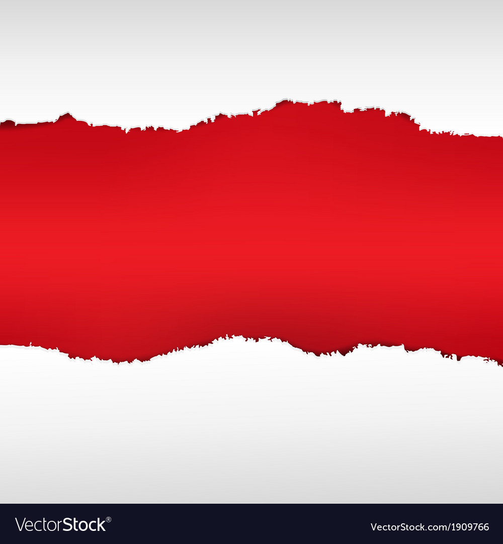 Red torn poster vector   Price: 1 Credit (USD $1)