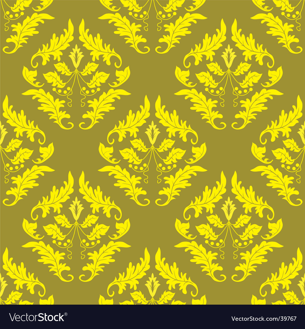 Gold seamless background vector | Price: 1 Credit (USD $1)
