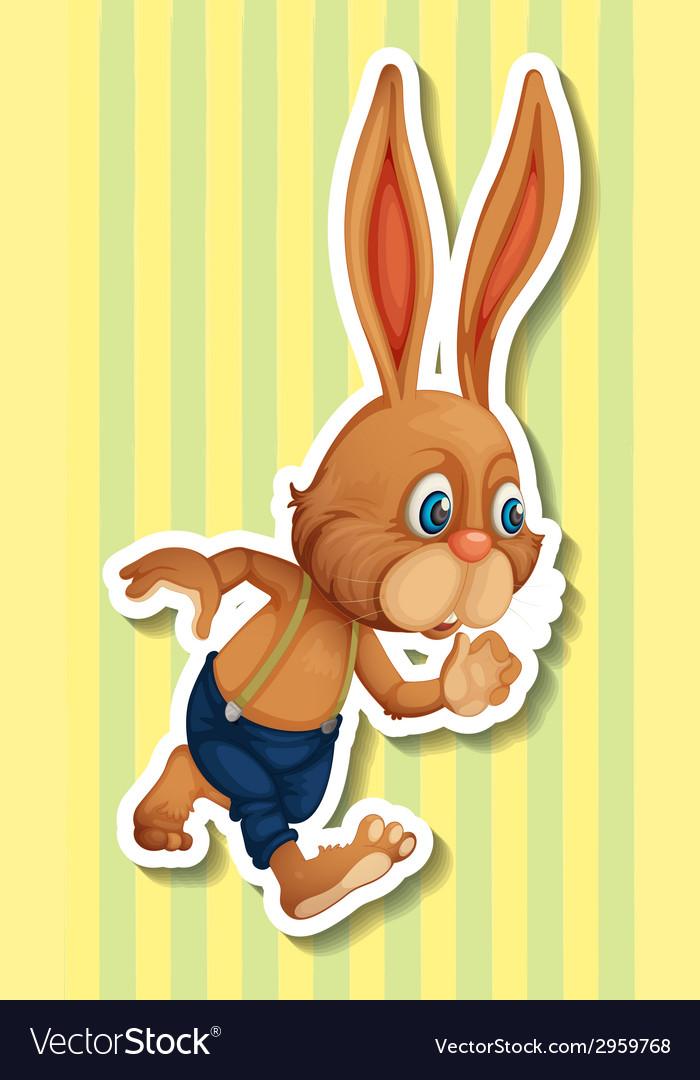 Rabbit vector   Price: 1 Credit (USD $1)