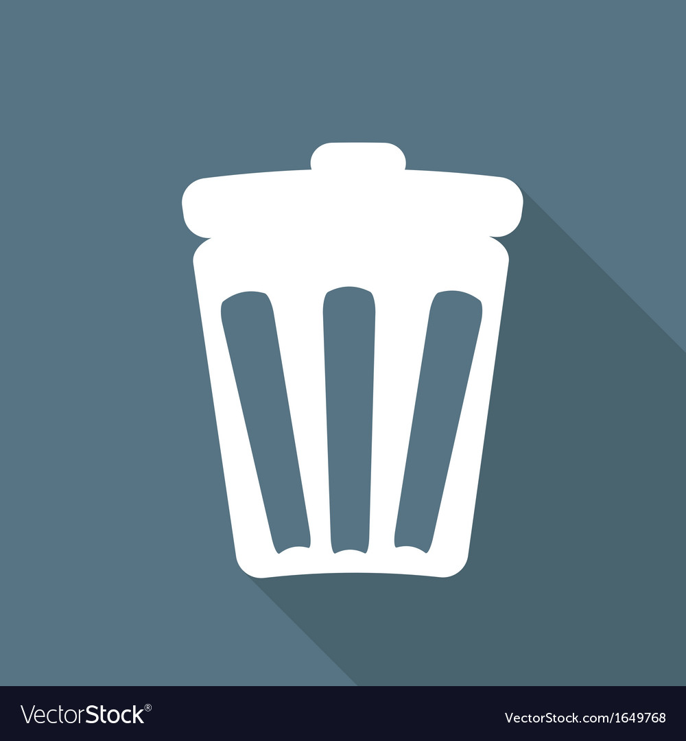 Recycle sign web icon vector | Price: 1 Credit (USD $1)