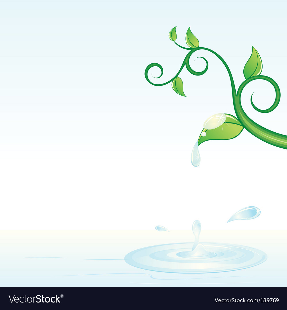 Nature vector | Price: 1 Credit (USD $1)