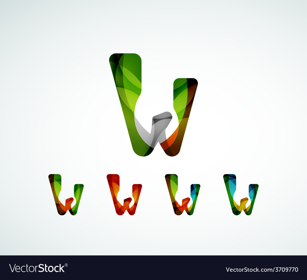 Abstract letter logo design vector   Price: 1 Credit (USD $1)