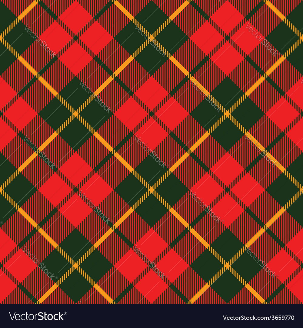Tartan fabric texture diagonal little pattern vector | Price: 1 Credit (USD $1)
