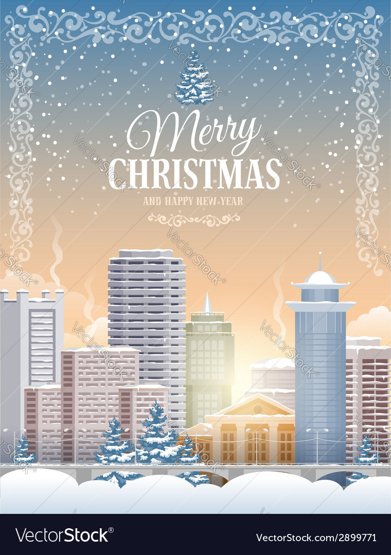 Christmas greeting cards vector | Price: 3 Credit (USD $3)