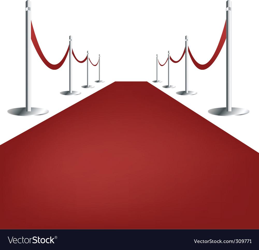 Red carpet vector   Price: 1 Credit (USD $1)