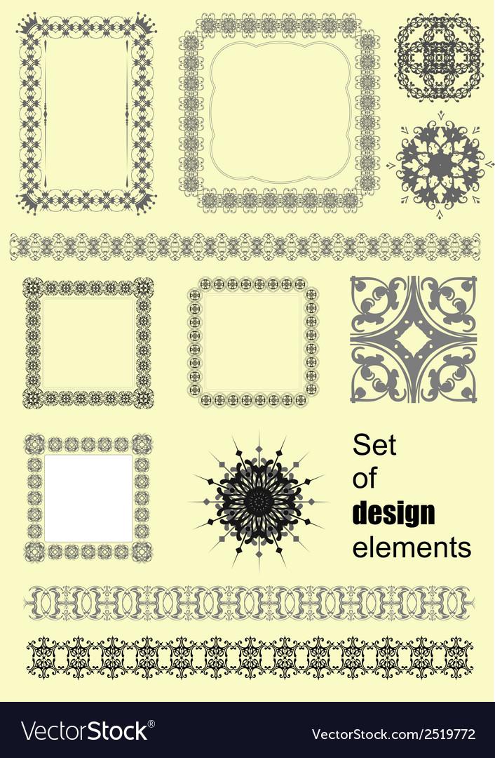 Al 0328 design elements vector | Price: 1 Credit (USD $1)