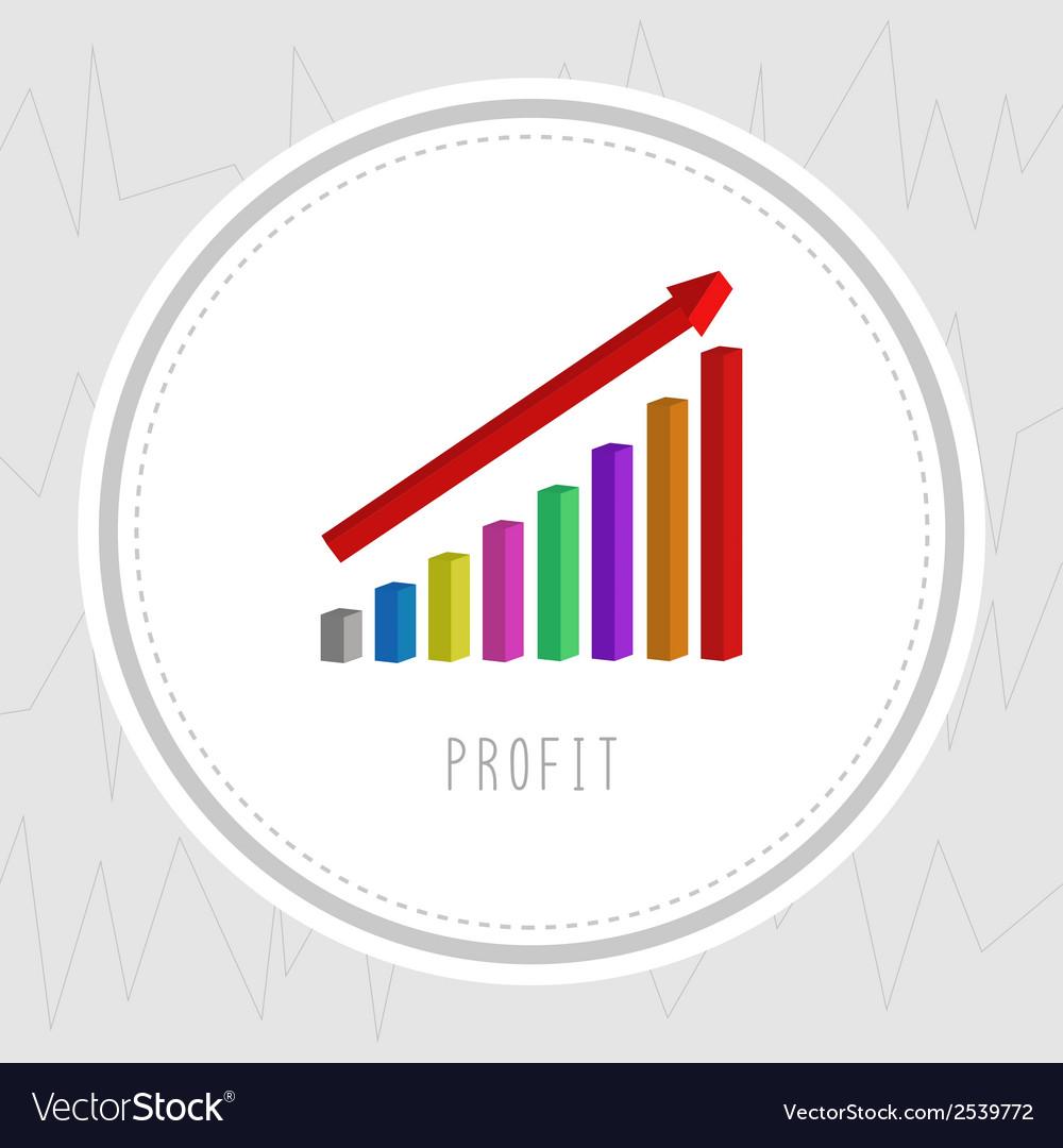 Profit chart2 vector   Price: 1 Credit (USD $1)