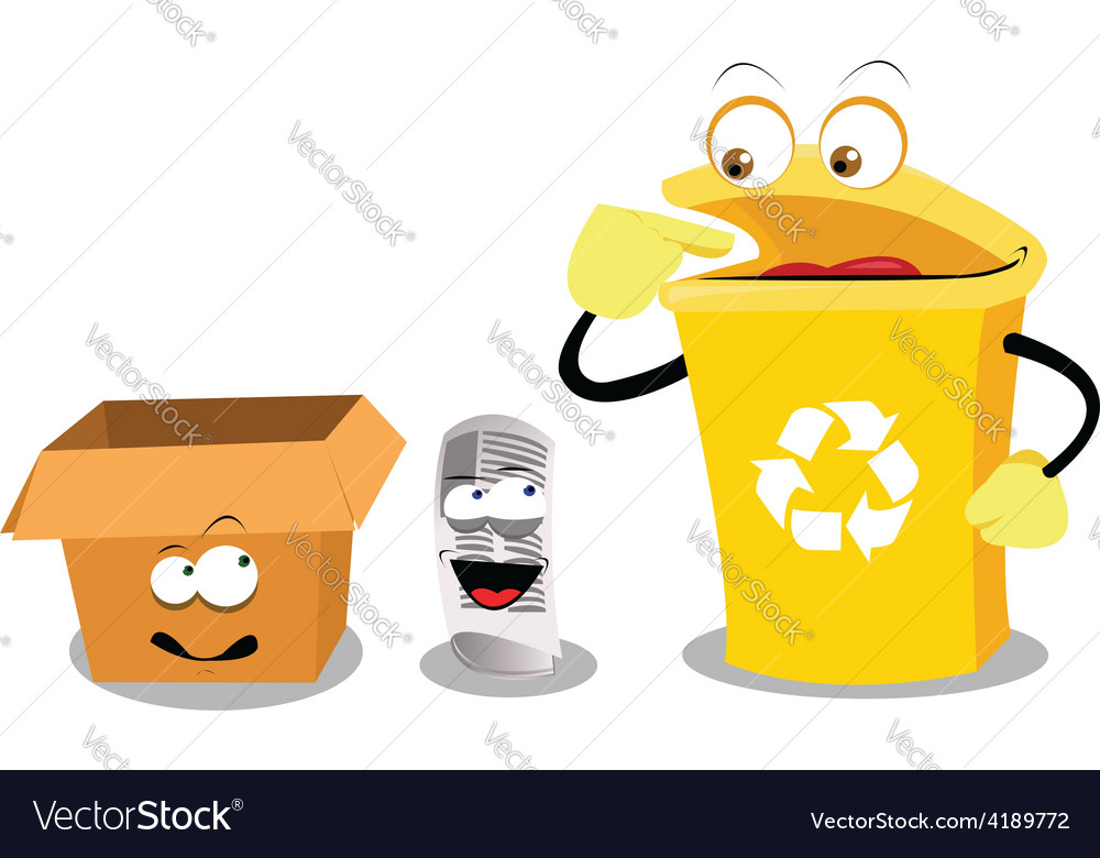 Recycling paper vector | Price: 1 Credit (USD $1)