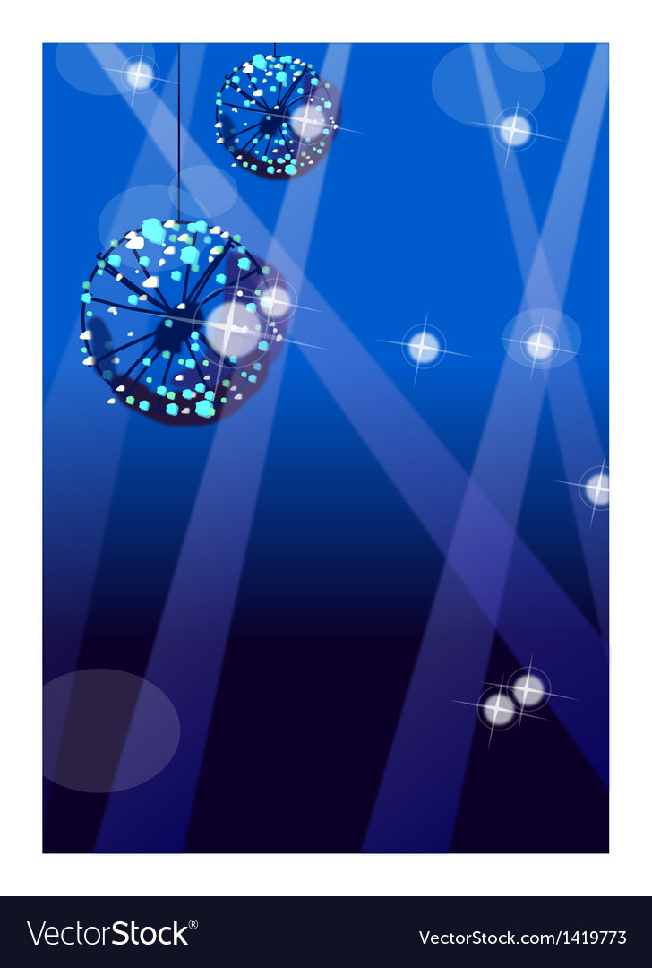 Shiny disco ball nightclub vector | Price: 1 Credit (USD $1)
