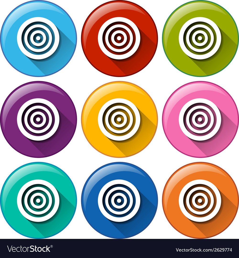 Icons for targets vector   Price: 1 Credit (USD $1)