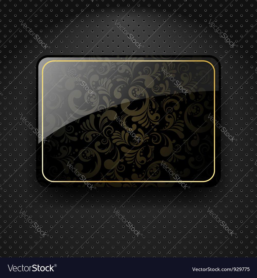 Glossy background 1 2 v vector   Price: 1 Credit (USD $1)