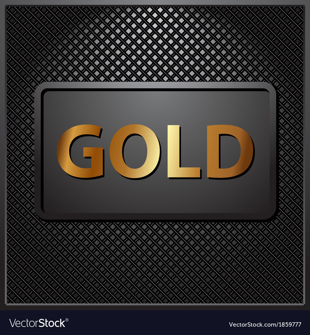 Gold vector | Price: 1 Credit (USD $1)