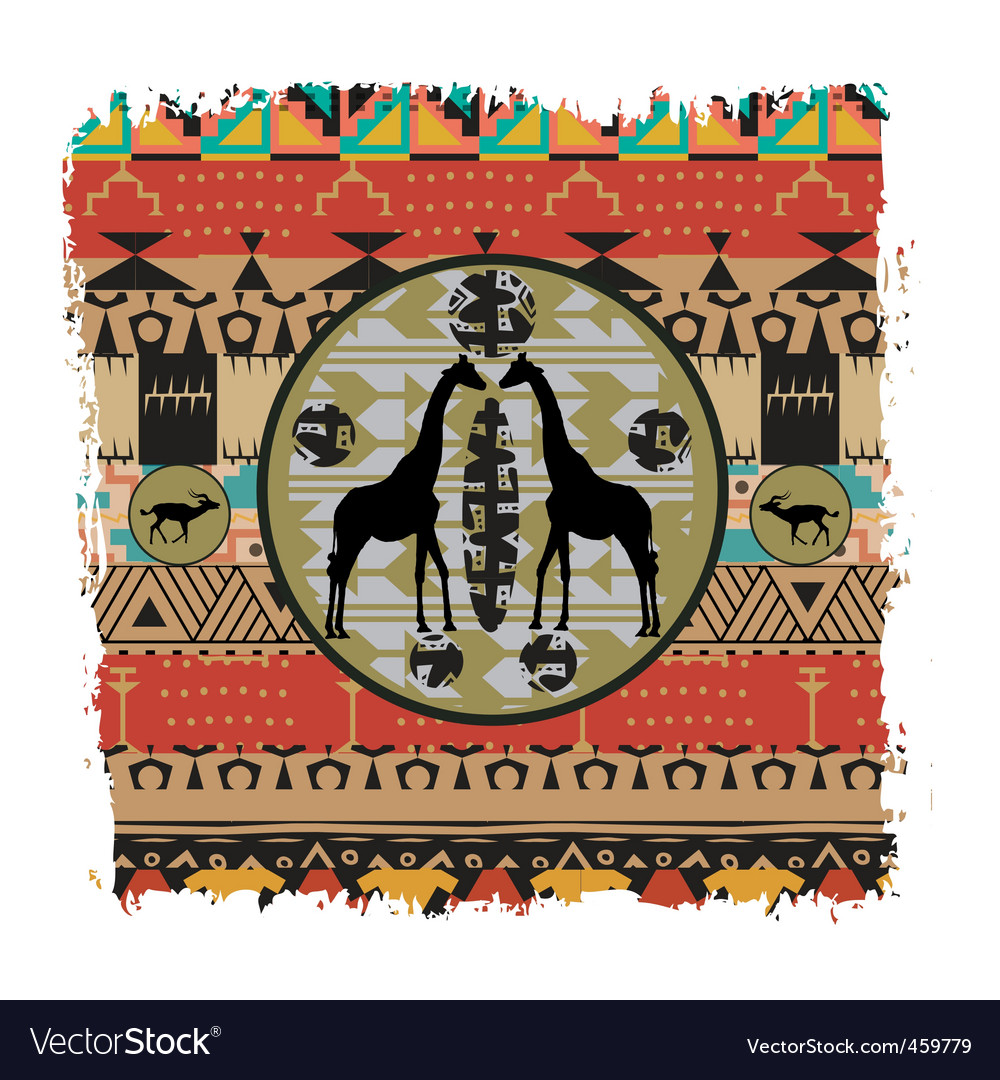 African background vector   Price: 1 Credit (USD $1)