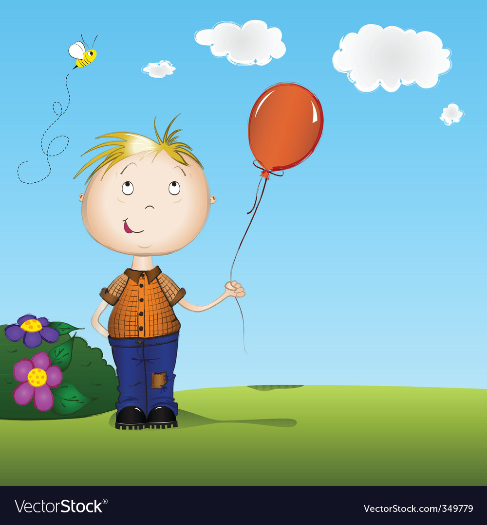 Cartoon child vector   Price: 1 Credit (USD $1)