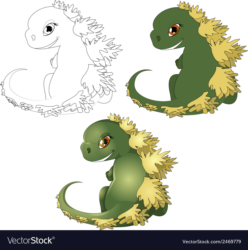 Godzila vector | Price: 1 Credit (USD $1)