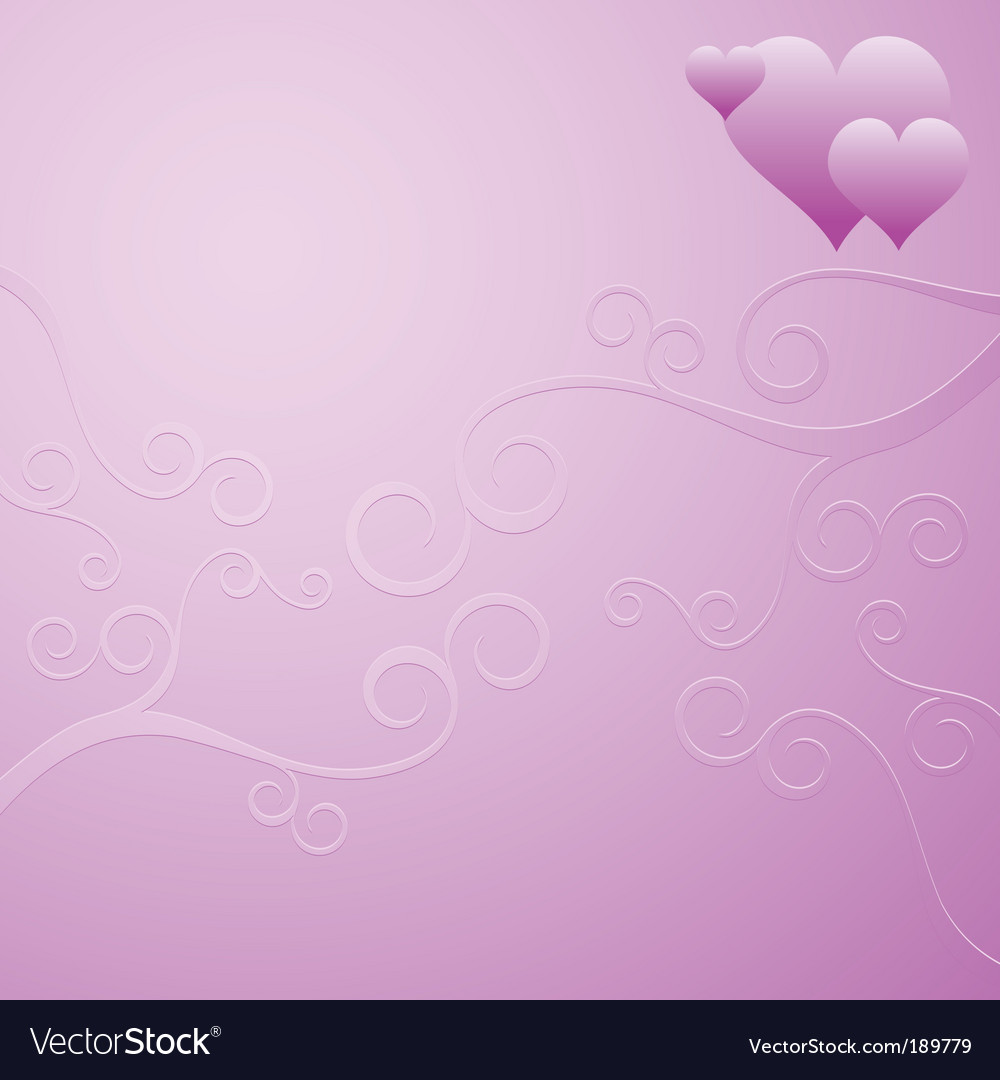 Romantic card vector | Price: 1 Credit (USD $1)
