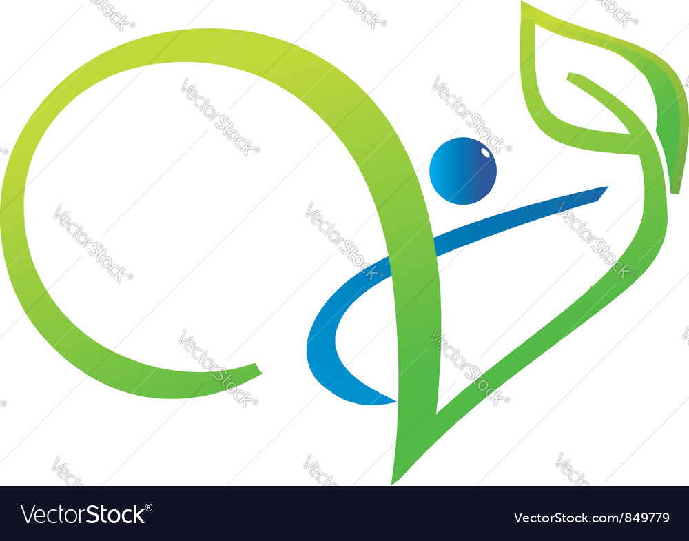 Vitality life swoosh vector | Price: 1 Credit (USD $1)