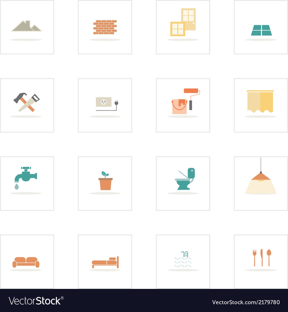 Icon homeinovate vector | Price: 1 Credit (USD $1)