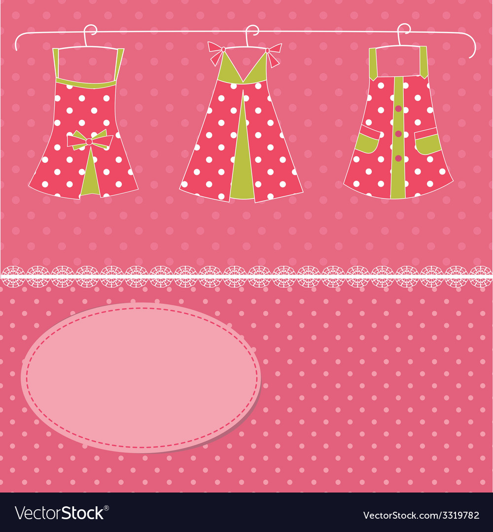 Dress background vector | Price: 1 Credit (USD $1)