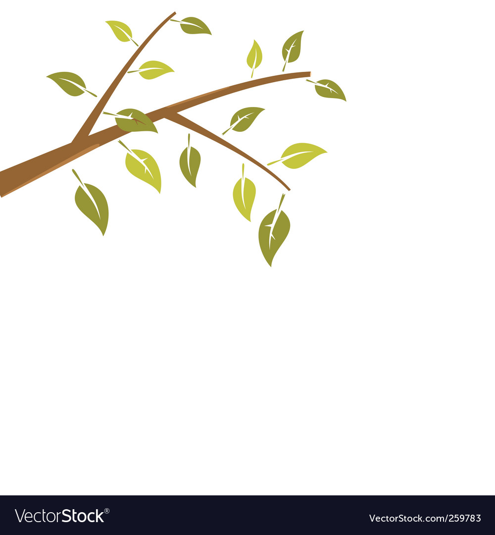 Branch tree vector | Price: 1 Credit (USD $1)