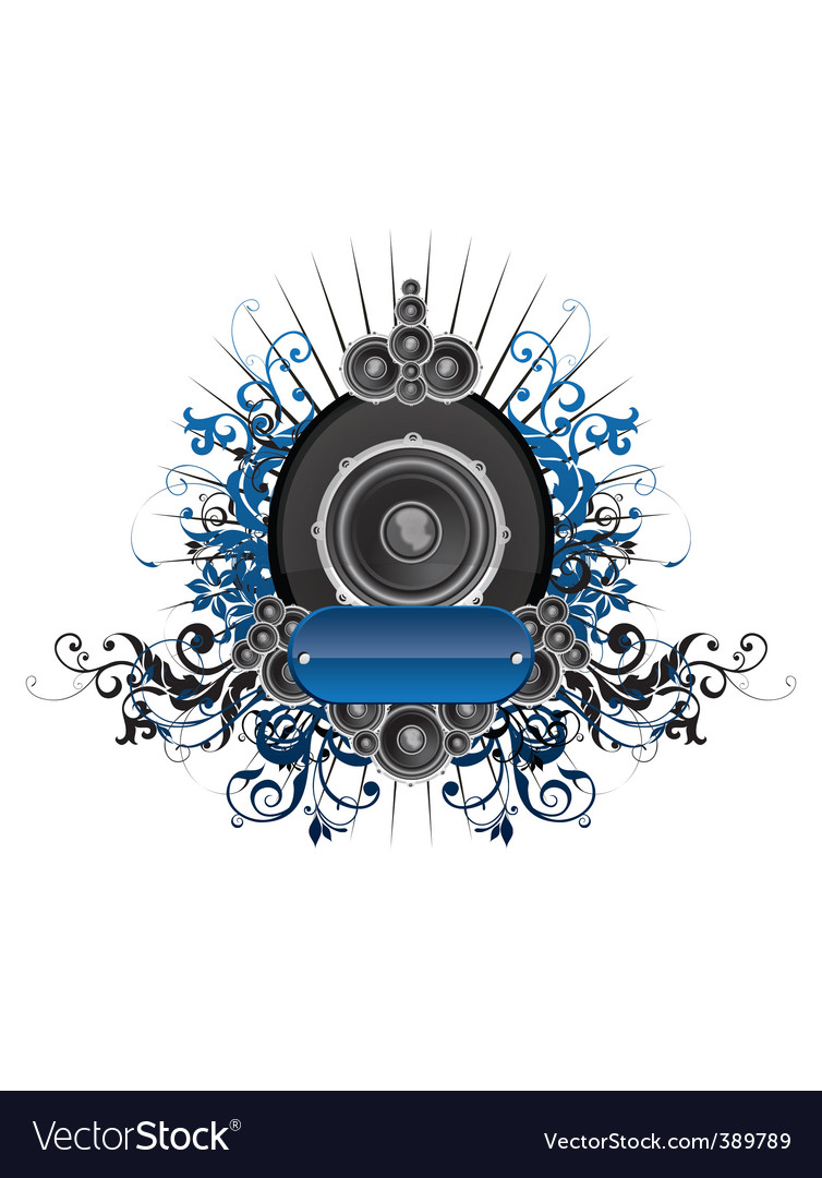 Dunamic sound vector | Price: 1 Credit (USD $1)