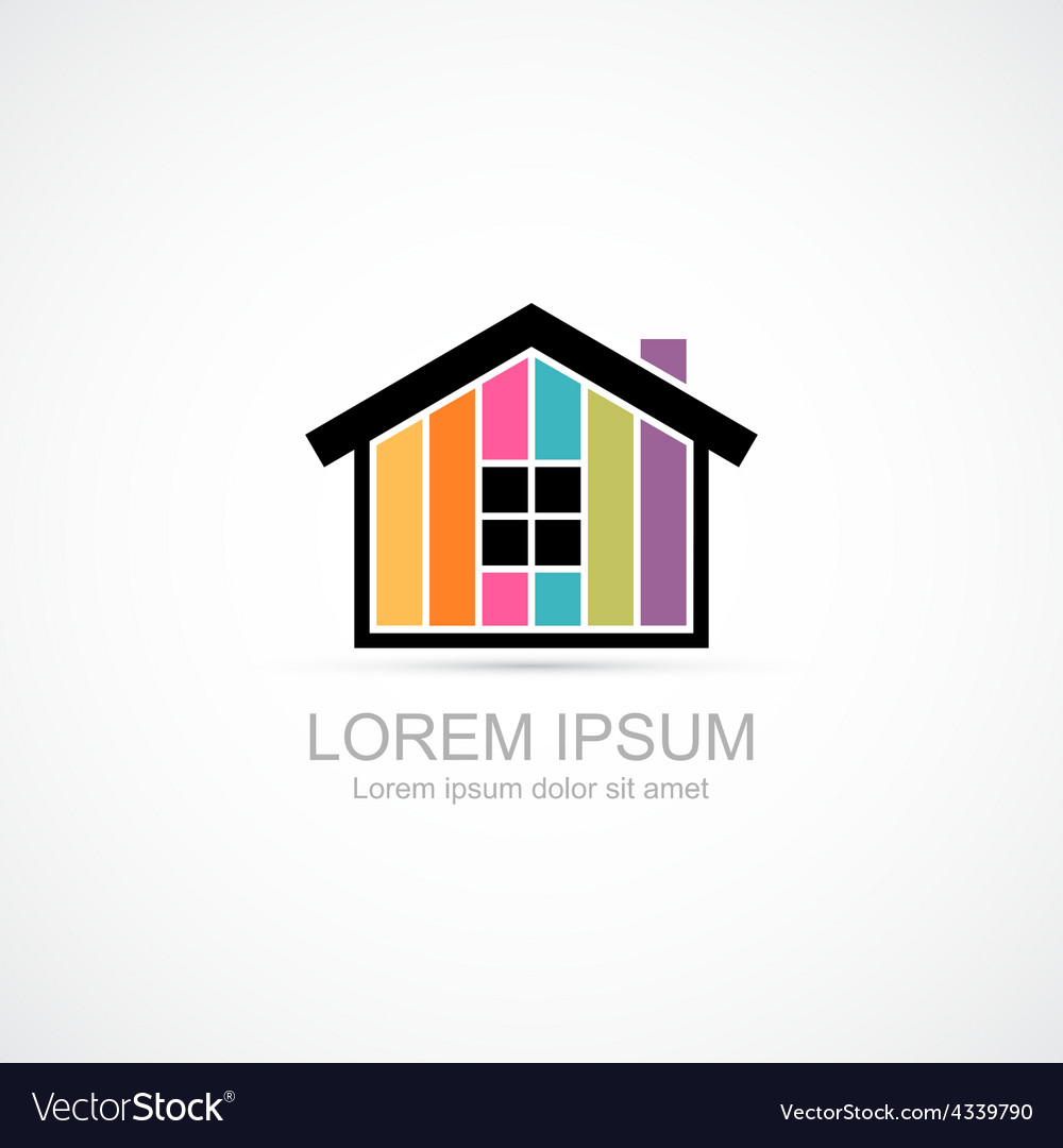 House renovation icon vector | Price: 1 Credit (USD $1)