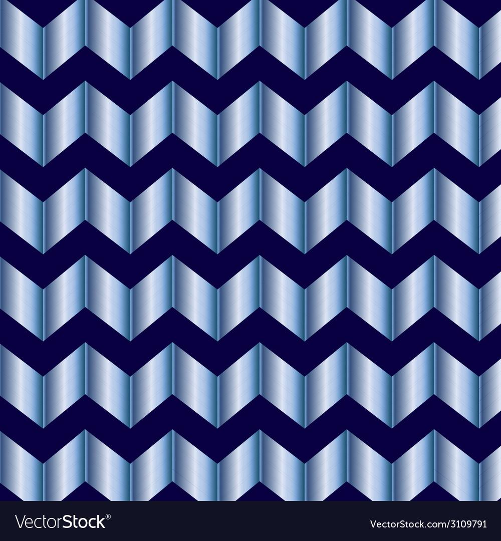 Chevron blue foil vector | Price: 1 Credit (USD $1)