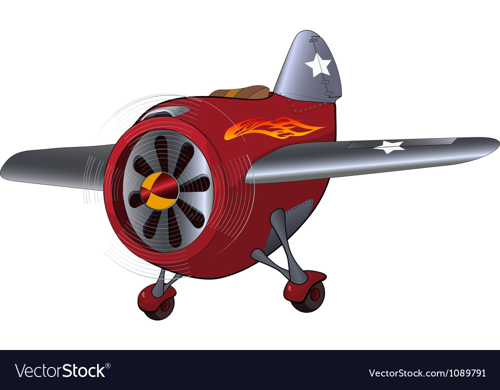 The toy plane vector | Price: 1 Credit (USD $1)