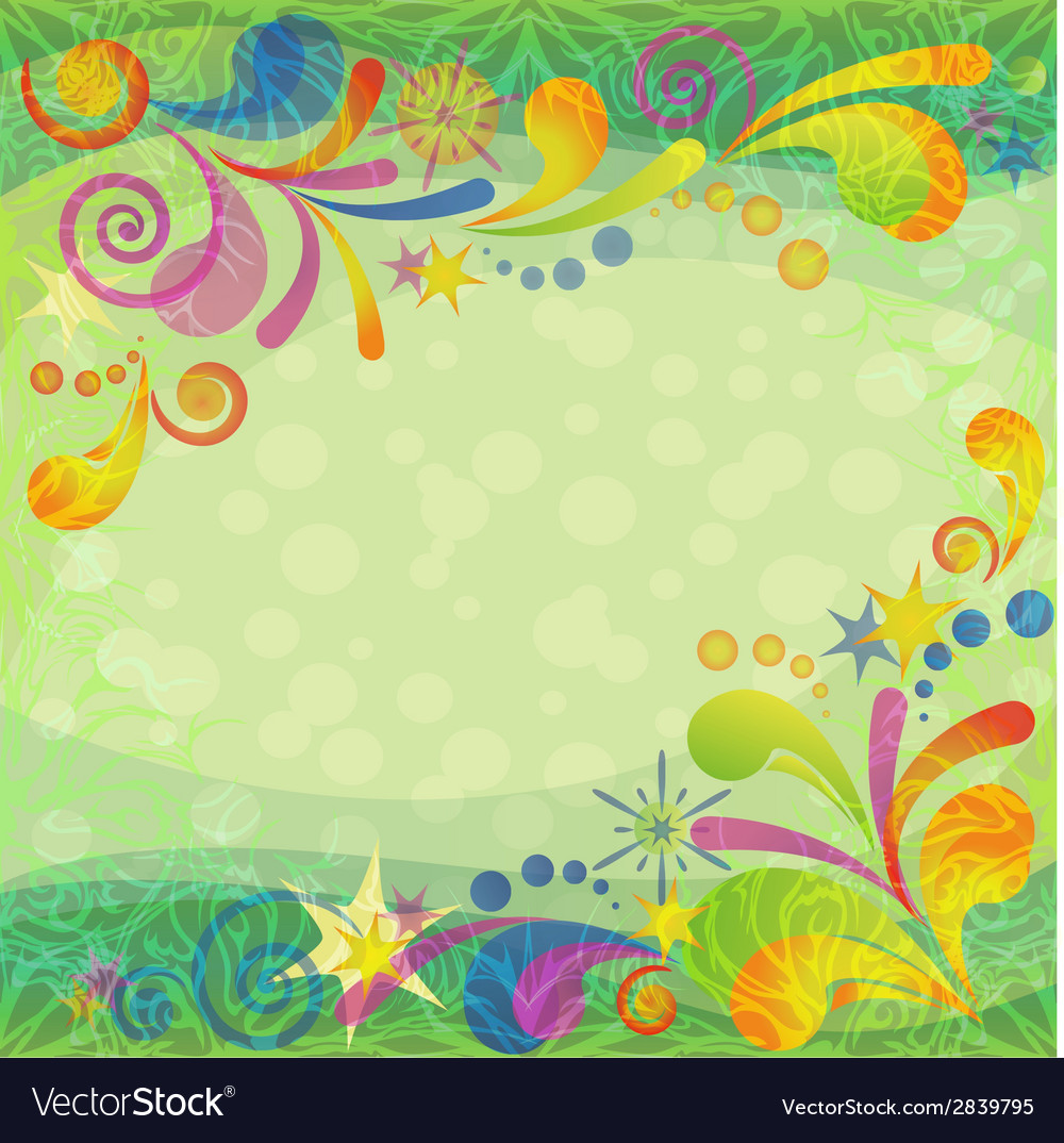 Christmas background with abstract patterns vector | Price: 1 Credit (USD $1)
