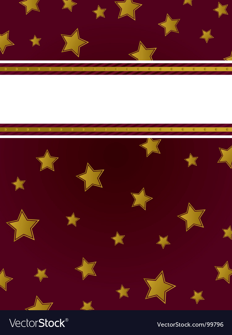 Gold star background vector | Price: 1 Credit (USD $1)