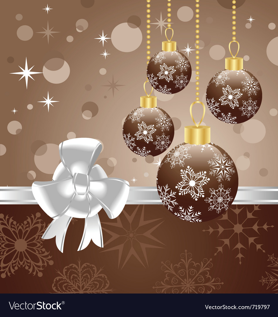 Christmas background for design packing - vector | Price: 1 Credit (USD $1)