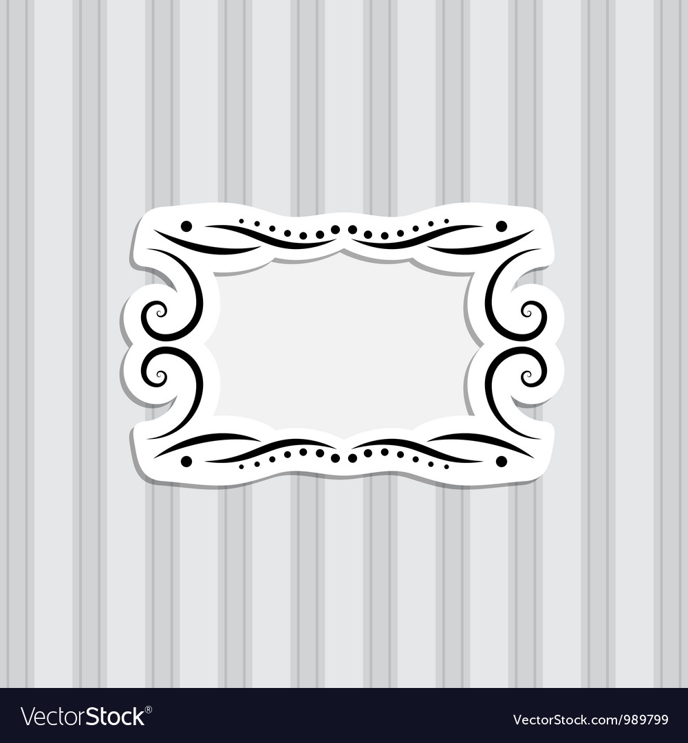 Background and frame vector | Price: 1 Credit (USD $1)