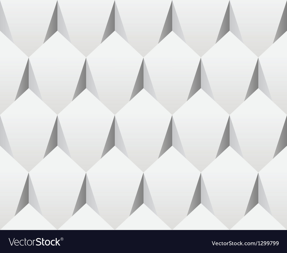 White 3d abstract seamless texture vector | Price: 1 Credit (USD $1)