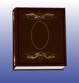 Bible book vector