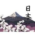 Japanese elements vector