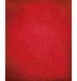 Red grunge background vector