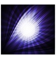 Abstract blue background beautiful rays of light vector