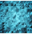 Abstract sparkling geometric background vector