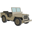 Willys jeep ww 2 vector