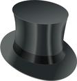 Top hat vector