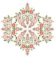 Ottoman motifs design series ninety four vector