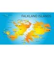 Falkland islands vector